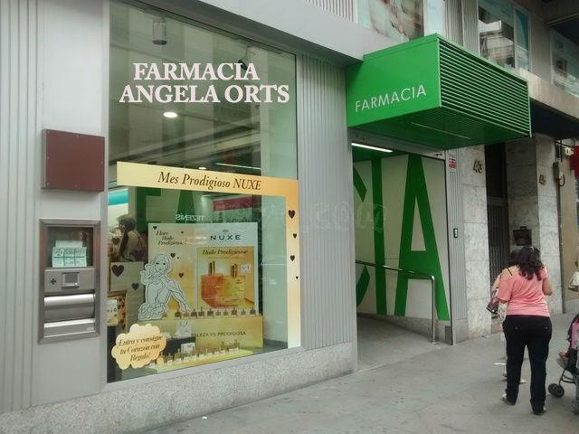 FARMACIA ANGELA ORTS