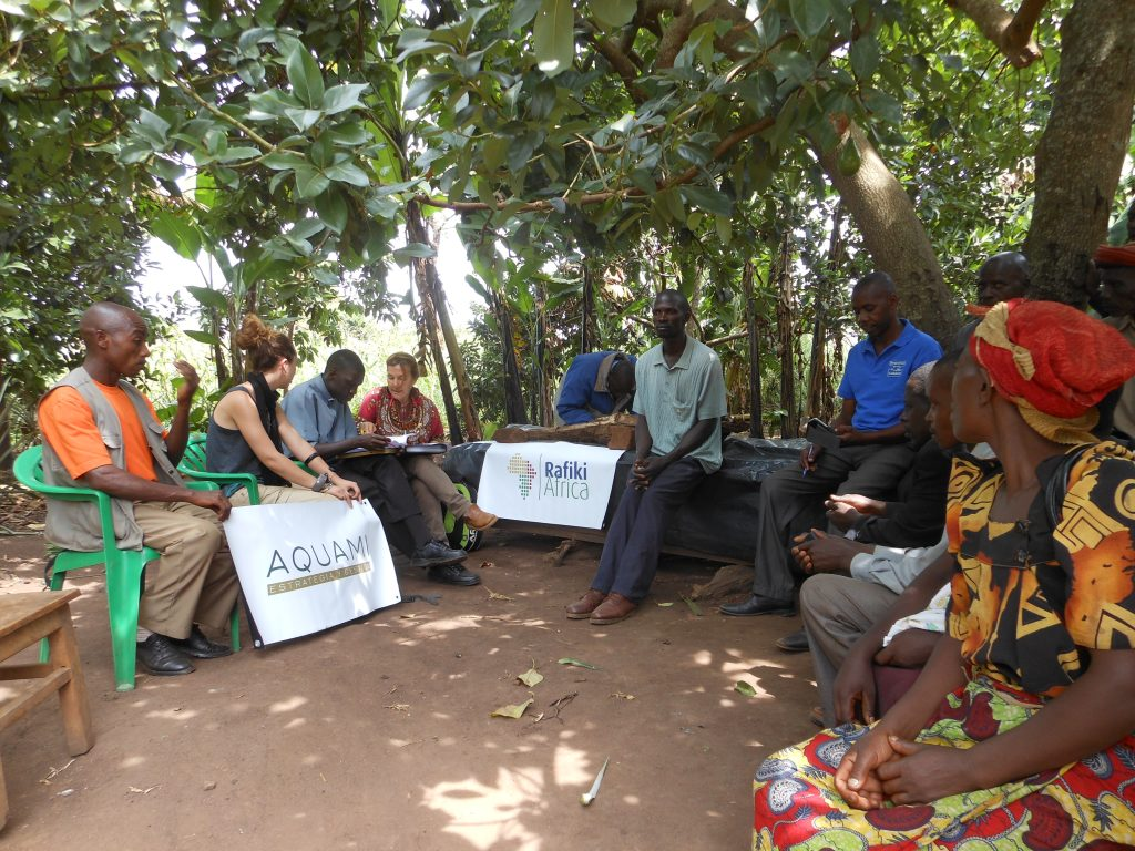 Viaje a Uganda 2016